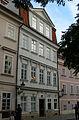 Měšťanský dům U Hallerů (Malá Strana), Praha 1, U lužického semináře 20, Malá Strana.JPG