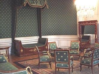 Nymphenburg Palace - Birthroom of King Ludwig II of Bavaria.