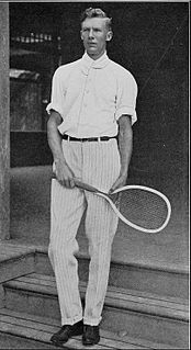 Malcolm Whitman American tennis player