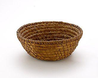 Proofing (baking technique) - Wicker Banneton (rye straw proofing basket)