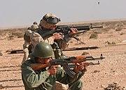 M16A4 AIM Iraq