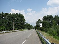 MA Route 30 eastbound, Southborough MA.jpg