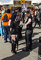 MCM London 2014 cosplay (14268090292).jpg