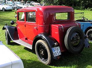 Tatra 30 - Image: MHV Tatra 30 02