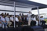 MINISTRO VALAKIVI ENTREGÓ MODERNA FLOTA DE 12 AERONAVES CANADIENSES TWIN OTTER DHC-6 SERIE 400 A LA FUERZA AÉREA DEL PERÚ (18968666844).jpg