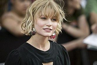 Emilie de Ravin - De Ravin attending the 2007 MuchMusic Video Awards