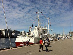 MS Haugefisk in Bergen harbour 03.jpg