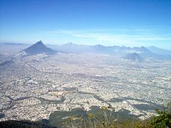 Monterrey - Wikipedia, the free encyclopedia