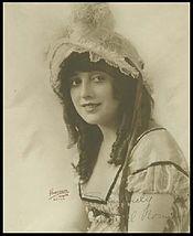 Mabel Normand Coca Cola
