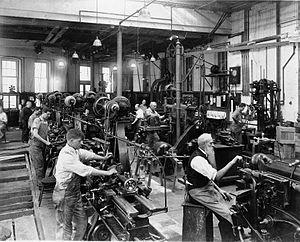 ASME B5 - Turn of the Century Machine Shop