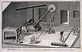 Machinery used in the cooling and processing of copper. Etch Wellcome V0023543.jpg