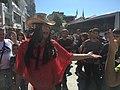 Madame Marika, Istanbul Pride, June 25 2017.jpg