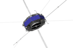 Magnetospheric Multiscale Mission spacecraft model.png
