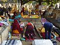 Maha Bodhi Temple Bodh Gaya India - panoramio (11).jpg