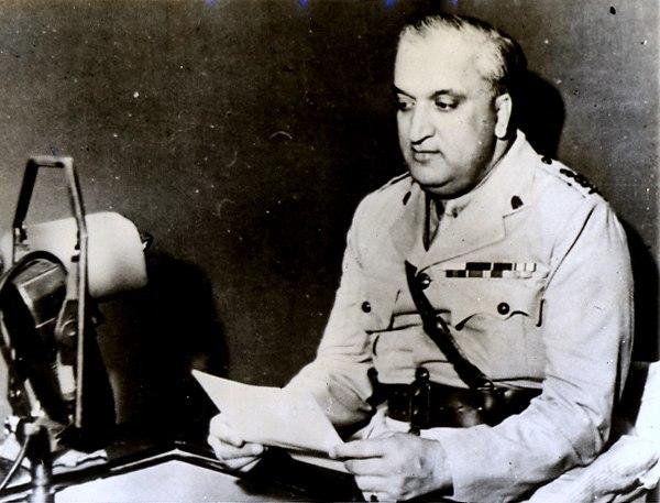 Maharaja of Kashmir, Hari Singh (1895 - 1961)