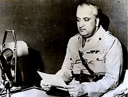 Maharaja Hari Singh, the then ruler of Jammu and Kashmir
