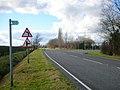 Main entrance, RAF Molesworth - geograph.org.uk - 345594.jpg