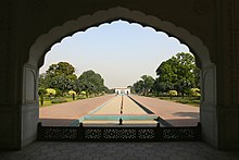 Main entrance - Shalimar Gardens by Aunzee.jpg