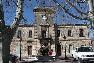 Paradou - Image: Mairie Paradou