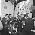Majoor Boshardt van het Leger des Heils gaf persconferentie naar aanleiding van , Bestanddeelnr 917-7120.jpg