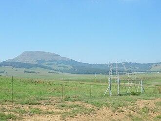 Battle of Majuba Hill - Image: Majuba Hill 01 Nov 2008