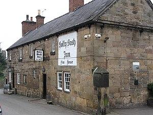 Milford, Derbyshire - The Holly Bush Inn