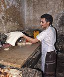 Making Flat Bread, Yemen (11042783694)