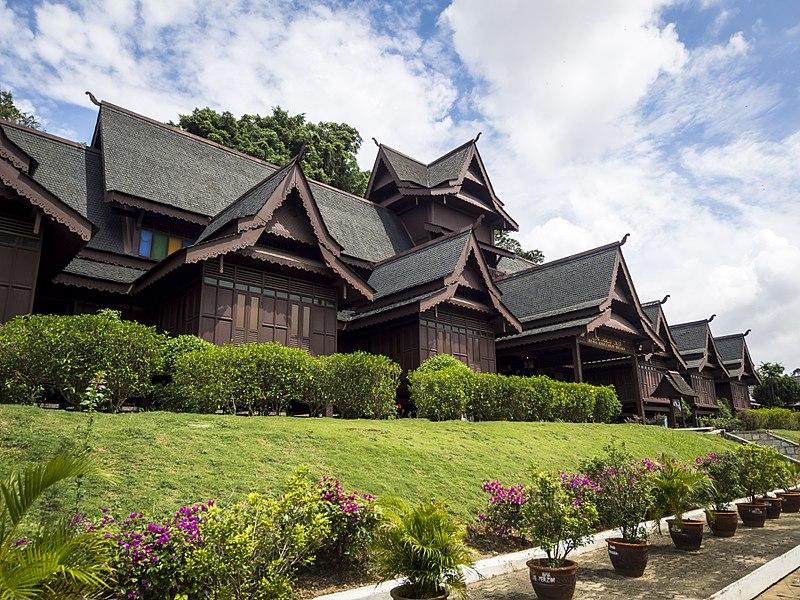 File:Malacca Sultanate Palace Museum Exterior.jpg