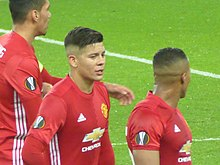 Manchester United v FC Rostov, March 2017 (31).JPG