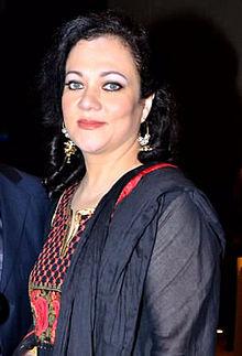 Mandakini (actress) Mandakini actress Wikipedia the free encyclopedia
