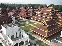AsiasWorld : Mandalay Palace