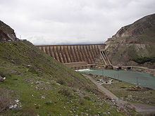 List of dams and reservoirs in Iran - Wikipedia, the free encyclopedia