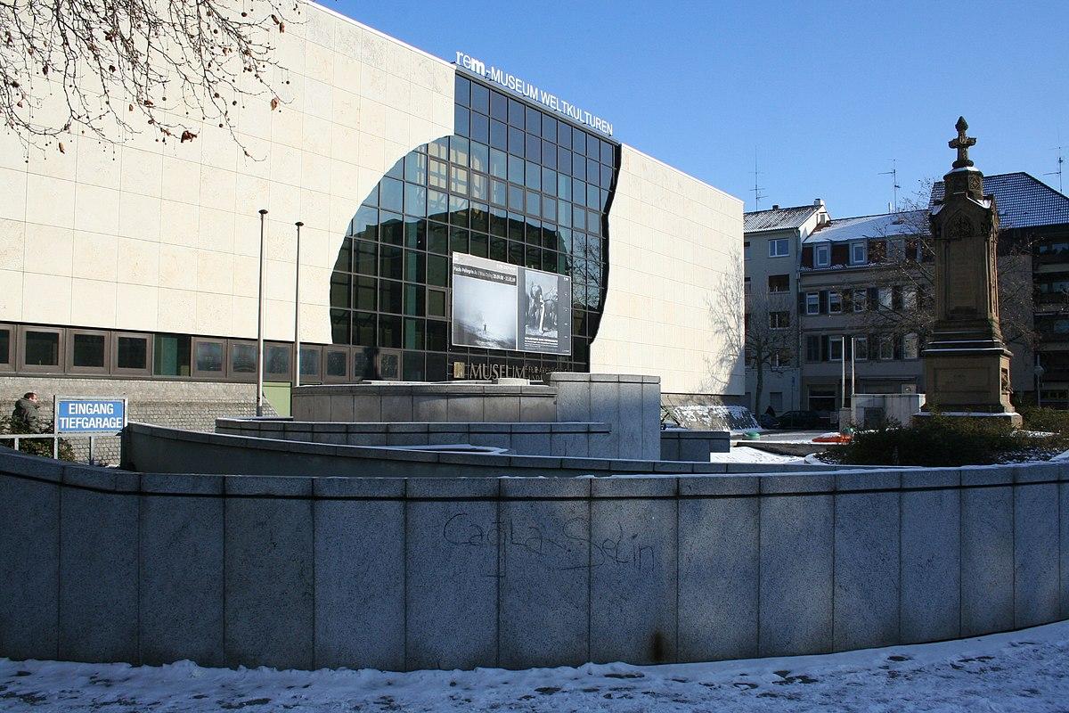 Museum In Mannheim