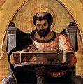 Mantegna, altare di san luca 01.jpg