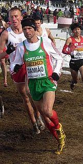 Manuel Damião Portuguese Olympic runner
