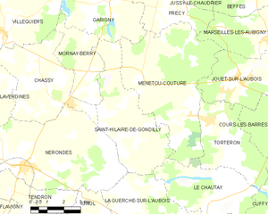Map commune FR insee code 18215.png