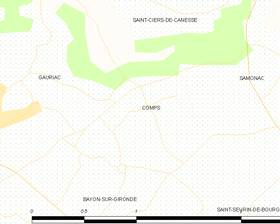 Map commune FR insee code 33132.png