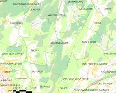 Map commune FR insee code 73004.png