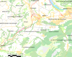 Map commune FR insee code 74224.png