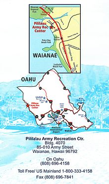Pililaau Army Recreation Center Wikipedia