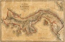 Mapa del Estado de Panamá (1865).jpg