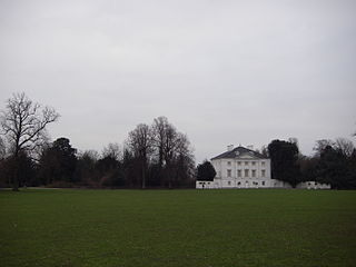 parkland in Twickenham, in the London Borough of Richmond upon Thames