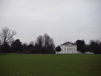 Marble Hill Park - Marble Hill House is at the centre of Marble Hill Park
