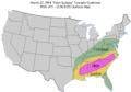 "March 27, 1994 ""Palm Sunday"" Severe Weather Outbreak map.png"