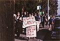 March Against Prop 187 in Fresno California 1994 (35357484011).jpg