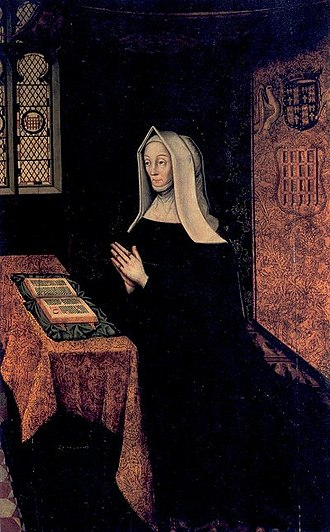 John la Zouche, 7th Baron Zouche, 8th Baron St Maur - Lady Margaret Beaufort, mother of King Henry VII, later a surprising ally of Lord Zouche, who was a  distant relative by marriage.