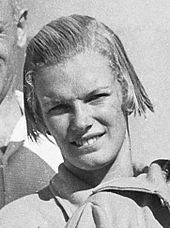 Margot Marsman in 1947