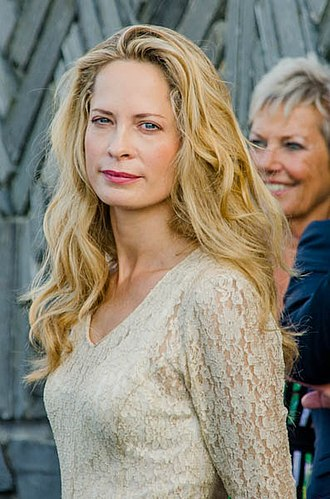 Maria Bonnevie - Bonnevie at the 2014 San Sebastian Film Festival