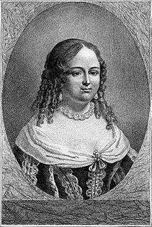 Marie-Catherine de Villedieu French writer