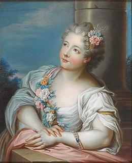 Marie Victoire de Noailles Countess of Toulouse